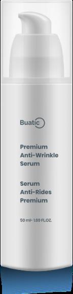 Serum przeciwzmarszczkowe - Buatic